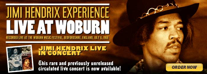 Jimi Hendrix Experience: Live At Woburn